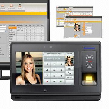 Kontrola dostępu rejestracja czasu pracy
