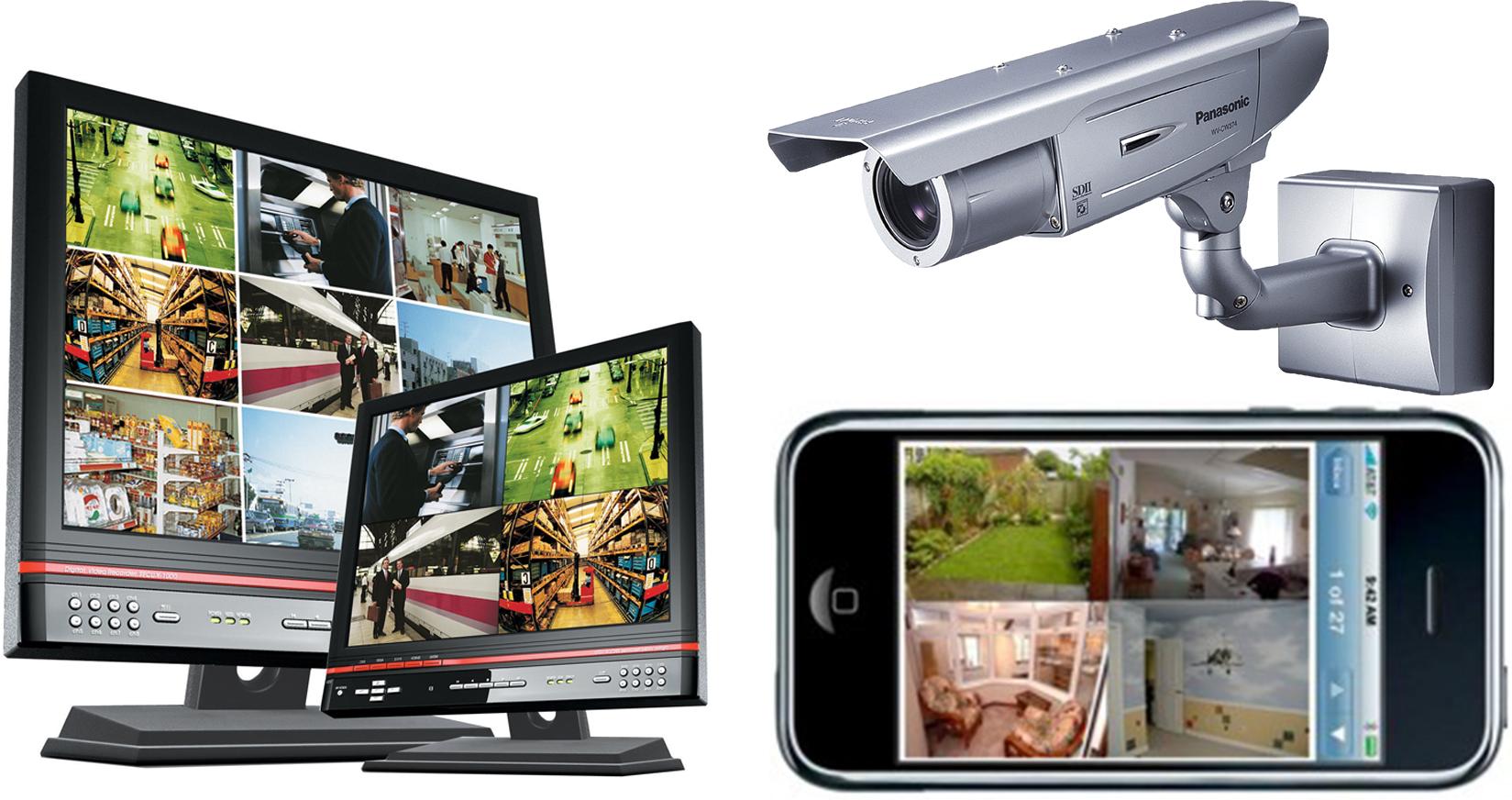 Monitoring Telewizja przemysłowa CCTV
